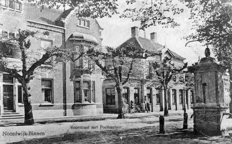 Oude postkantoor en vroeger gerechtshof