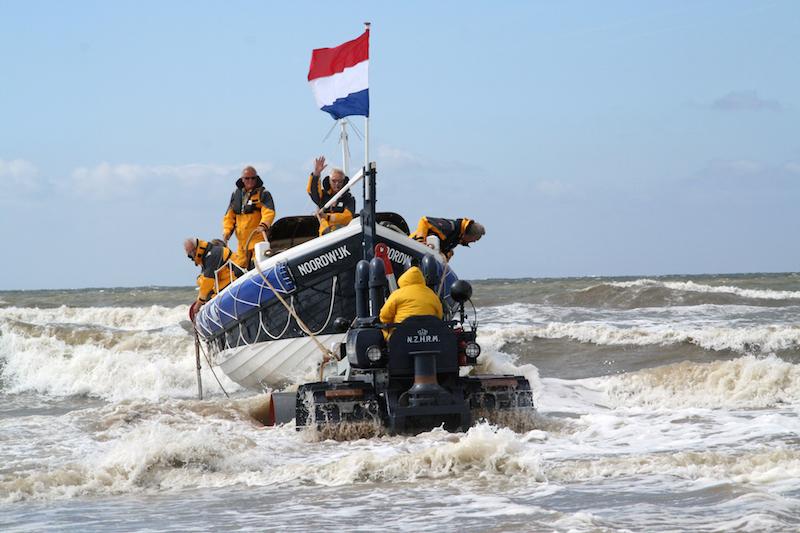 Kurt Carlsen lancering Noordwijkse Veiligheidsdag