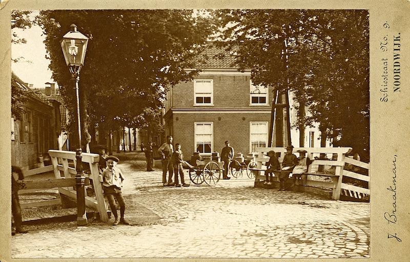 Melkkarren Voorstraat