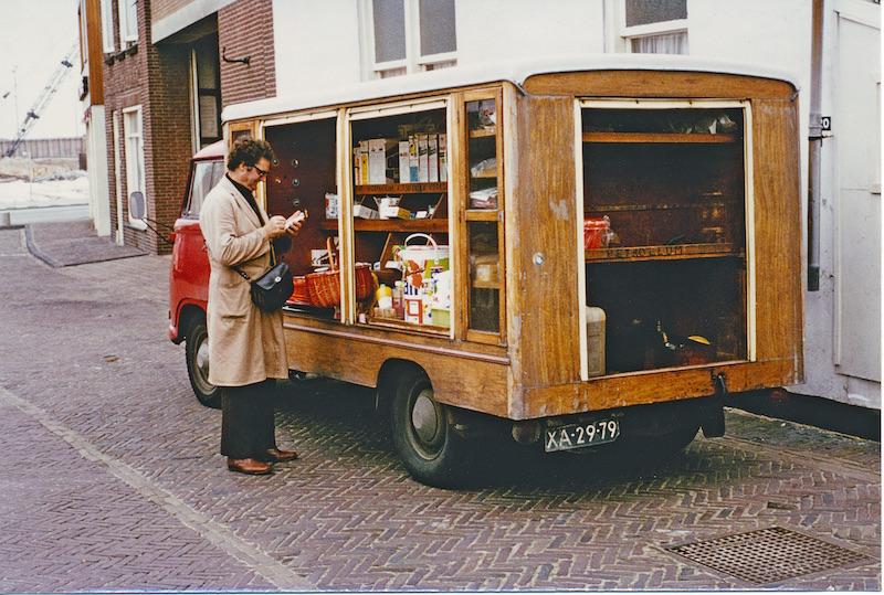 Petroleumboer Siem van den Haak (Cor van Duijn)