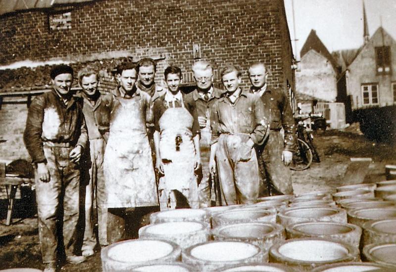 Pottenbakkerij Wassing en Co