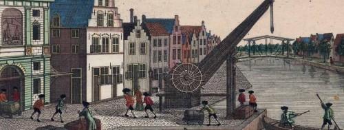Wat de waag bewoog Erfgoed Leiden