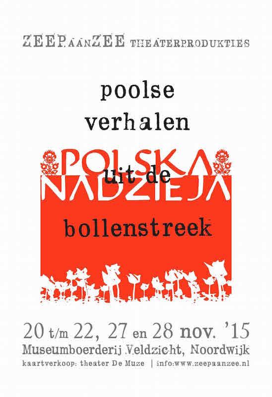 Poolse Verhalen uit de Bollenstreek